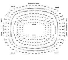 Philadelphia Eagles Seating Chart Washington Redskins Vs Philadelphia Eagles At Fedexfield On