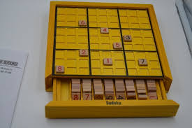 Wooden Sudoku Game Board Sudoku Puzzle Wooden Toys Highly Logic Number Puzzle Board Game 62