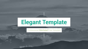Pptx Themes Elegant Free Download Powerpoint Templates For Presentation