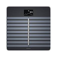 nokia body cardio scale. nokia body cardio \u2013 heart health \u0026 composition wi-fi scale, black scale o