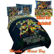 ninja turtles twin bed sheets comforter set teenage mutant ninja turtles full home design ideas 8