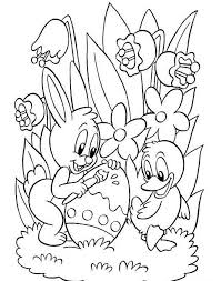Printable Easter Coloring Pages 75 Best Animal Images On Pinterest
