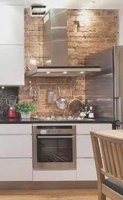 brick backsplash ideas. Fresh Exposed Brick Backsplash Kitchen Decorate Ideas Simple And Home Improvement For Tiles Splashback Grey Veneer