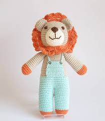 Image result for crochet lions