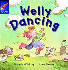 Welly Dancing Blue Level Book 4 With Parent Notes Rigby