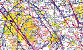 Uk Aerodrome Charts Caa To Make Vfr Charts Clearer