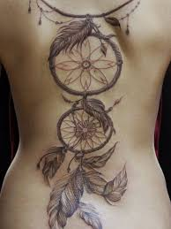 Pictures Of Dream Catchers Tattoos Fascinating 32 Best Dreamcatcher Tattoo Designs Meanings Dive Deeper 32
