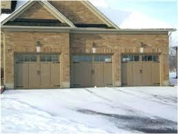 nice to look at open a garage door manually