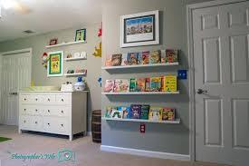 toddler wall bookshelf wall bookshelves for nursery extraordinary room easy safe books shelves com home design toddler wall