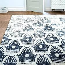 distressed wool rug distressed wool rug floating style and similar items distressed arabesque wool rug midnight