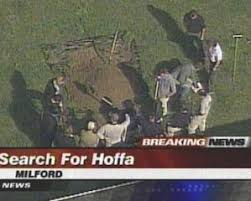 Image result for Hoffa's body has never been found