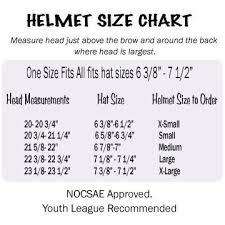 Youth Football Helmet Sizing Helmets The Information