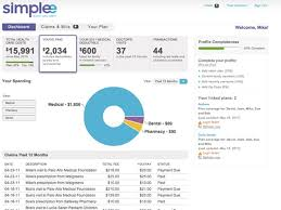 Simplee Track Your Medical Expenses With An Online Tool The