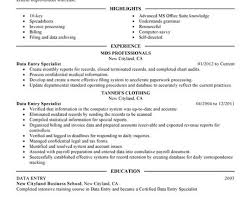 Data Entry Job Description For Resume Resume For Data Entry Job Data Entry Sample Resume Resume For 13