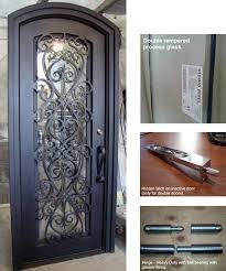iron front doors. Custom Iron Door Front Doors U