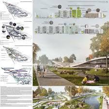 Landscape Design Presentation Board Landscape Architecture Design Architecture
