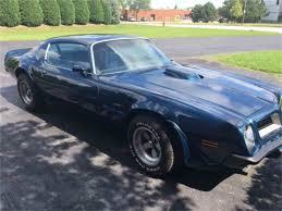 1974 Pontiac Firebird for Sale on ClassicCars.com - 22 Available