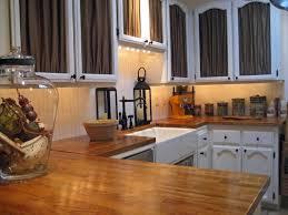wood kitchen countertops