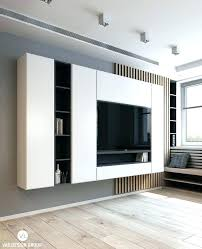 wall cabinet cabinets best ideas on full units tv bedroom design