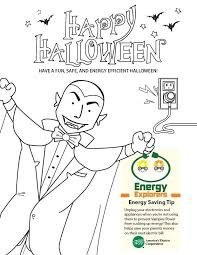 Electricity Coloring Pages Coloring Pages Saving Energy Games
