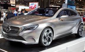 Mercedes-Benz A-class Concept – News – Car and Driver