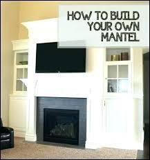 build fireplace mantel fireplace and mantel ideas build fireplace mantel shelf best white fireplace mantels ideas build fireplace mantel