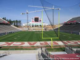 Carter Finley Stadium View From Lower Level 115 Vivid Seats