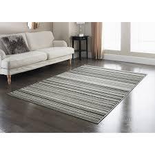 310837 310838 grey stripe rug