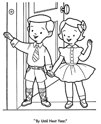 Small Picture Friends Coloring Pages For Preschoolers Coloring Home