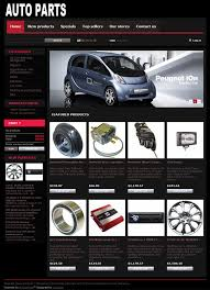 auto parts website template ecommerce themes auto parts free prestashop ecommerce theme