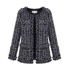 High Quality Coat Rack 100 Autumn Winter Coats for Women New Ladies Europen Style Women's 93