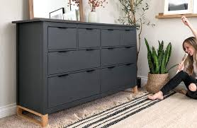 furniture with chalk paint