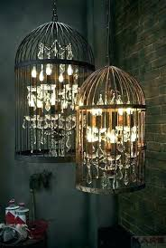 birdcage ceiling light uk bird cage full spectrum universal by white lighting chandelier pendant lamp design