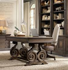Hooker Furniture Home fice Rhapsody Writing Desk 5070