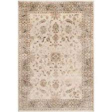 vintage stone mouse 7 ft x 9 ft area rug