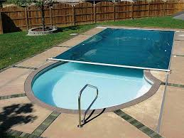 Walk In Pools Safety In Ground Pool Covers With Small Backyard Swimming Pools