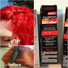 Loreal Hicolor Colour Chart 28 Albums Of Loreal Red Hair Dye For Dark Hair Explore