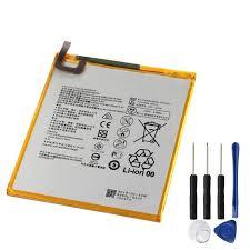 3 82v 4980mah hb2899c0ecw for huawei m3 m3 btv w09 m3 btv dl09 battery