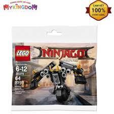 Báo giá MY KINGDOM - Đồ Chơi Lắp Ráp LEGO Người Máy Động Đất Mini 30379 chỉ  49.500₫