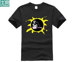 Designer Rock T Shirts Designer Greatest Russian Rock Band Kino T Shirt Viktor Tsoi Tee Music Cheap Band Tees Short Sleeved Cotton Custom Shirts Summer Design And Order T