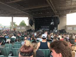 Klipsch Noblesville Seating Chart View From Our Seats In Section G Row T Seats 5 7 Picture