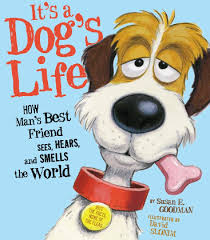 its a dogs life book cover