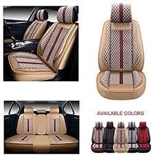oasis auto os 007 leather car seat