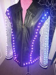 Buy Chris Jericho Light Up Jacket Chris Jericho Style Light Up Jacket Leather Jacket With L
