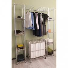expandable closet organizer seville classics