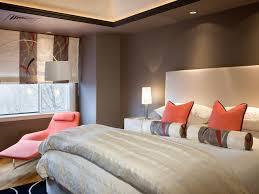 dp donohue contemporary gray orange bedroom 4x3