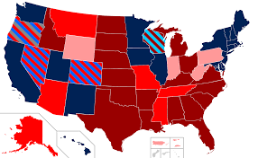 current status of same sex marriages and civil unions map of ssm in the u s