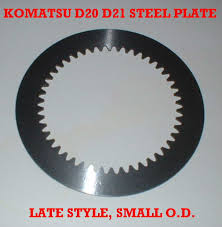 komatsu d21 d21 steering clutch new final drive pinions 103 27 31212 d20p d21p 6 and up 235 00 ea