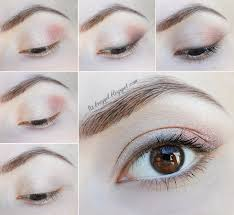 simple easy everyday step by step makeup tutorial pictures neutral makeup look