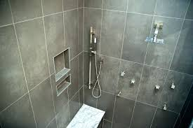 build custom shower custom shower options for a bathroom remodel 2 design build planners build custom build custom shower